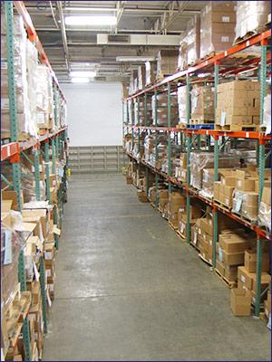 Focus Mailing Warehouse Image - Focus Mailing - focusmailing.com